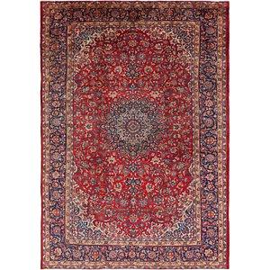 9' 4 x 13' 5 Isfahan Persian Rug