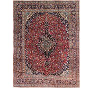 Link to 9' 4 x 12' 8 Kashan Persian Rug