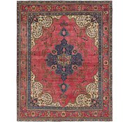 Link to 9' 9 x 12' 3 Tabriz Persian Rug