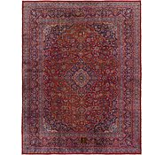 Link to 10' 2 x 13' Mashad Persian Rug