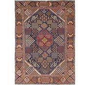 Link to 9' 4 x 13' Isfahan Persian Rug