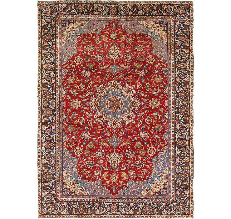 9' 7 x 13' 8 Isfahan Persian Rug