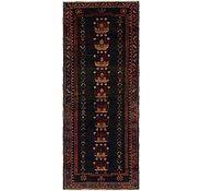 Link to 3' 9 x 9' 5 Hamedan Persian Runner Rug