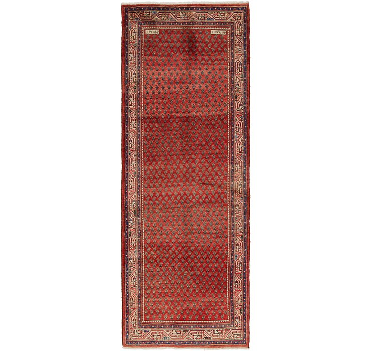 3' 9 x 10' 7 Botemir Persian Runner ...