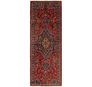 Link to 3' 3 x 9' 5 Mashad Persian Runner Rug