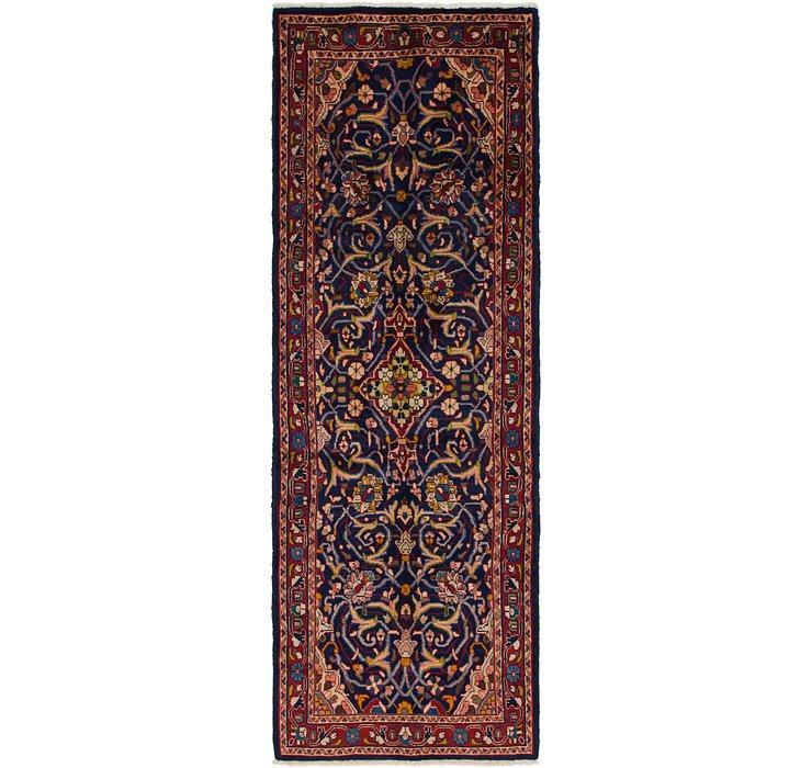 107cm x 305cm Mahal Persian Runner Rug