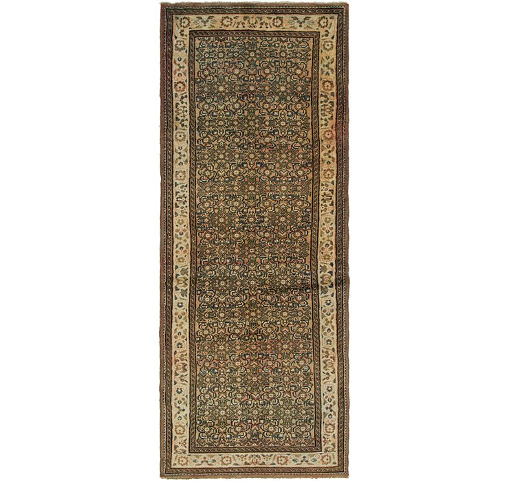 3' 10 x 10' 4 Malayer Persian Runner ...