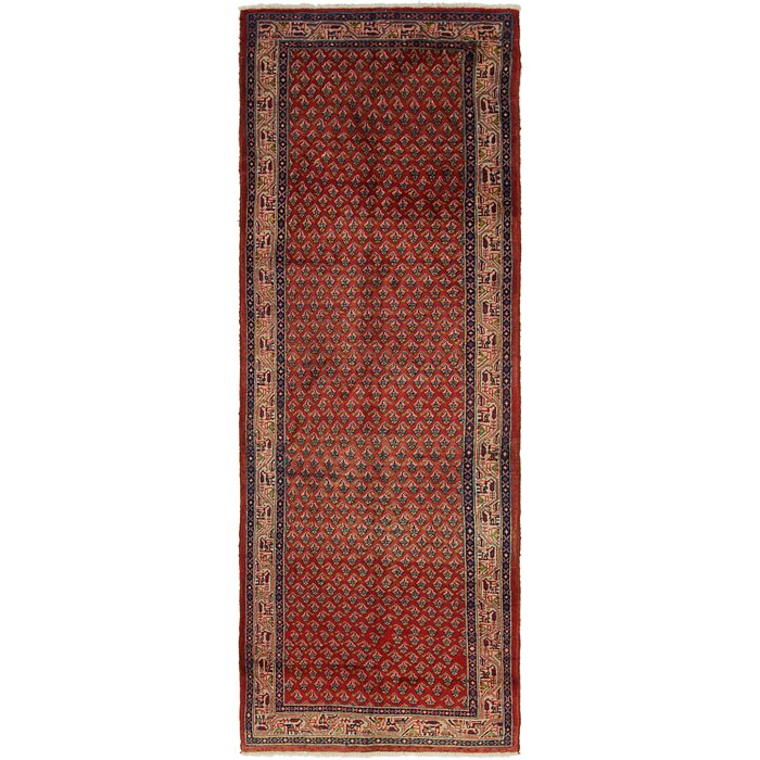3' 8 x 10' 9 Botemir Persian Runner ...