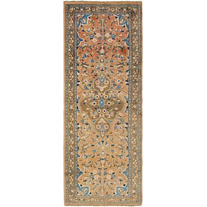 Link to 3' 9 x 10' Mahal Persian Runner Rug item page