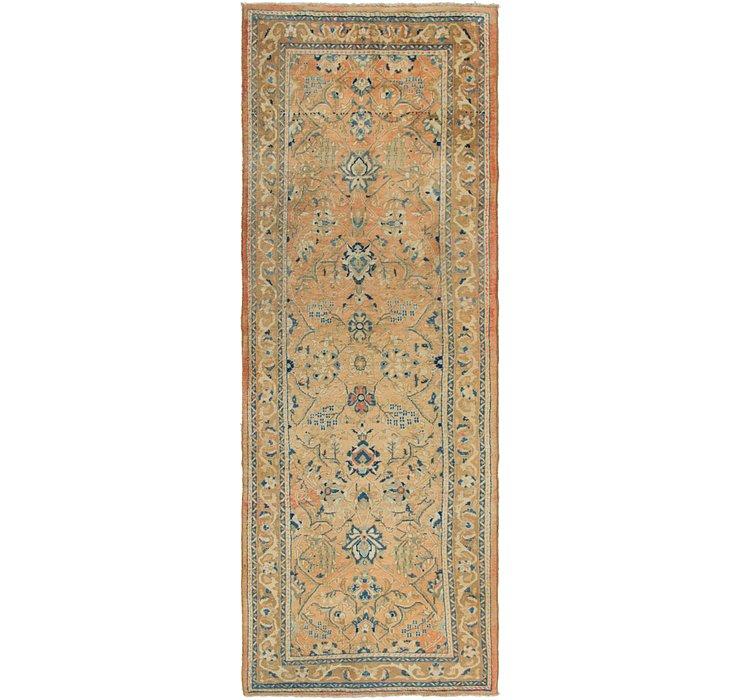 3' 5 x 9' 7 Mahal Persian Runner Rug