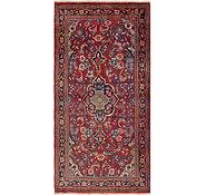 Link to 4' 3 x 8' 5 Mahal Persian Runner Rug
