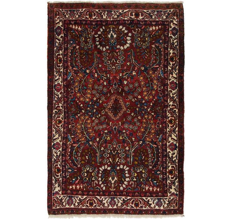 4' 2 x 7' Liliyan Persian Rug