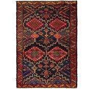Link to 5' x 7' 4 Shiraz Persian Rug