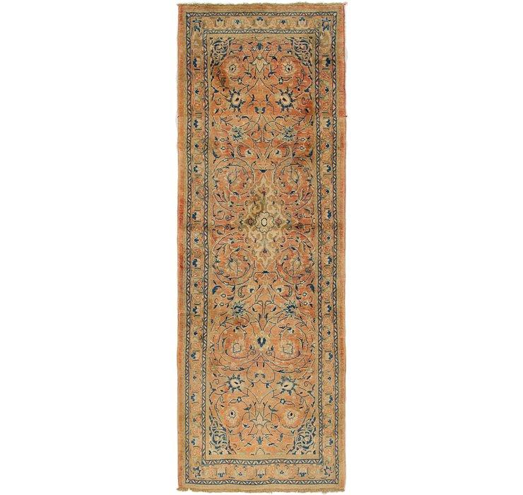 3' 3 x 9' 10 Mahal Persian Runner Rug