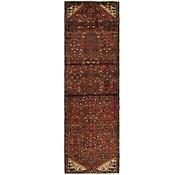 Link to 2' 10 x 9' 6 Hamedan Persian Runner Rug