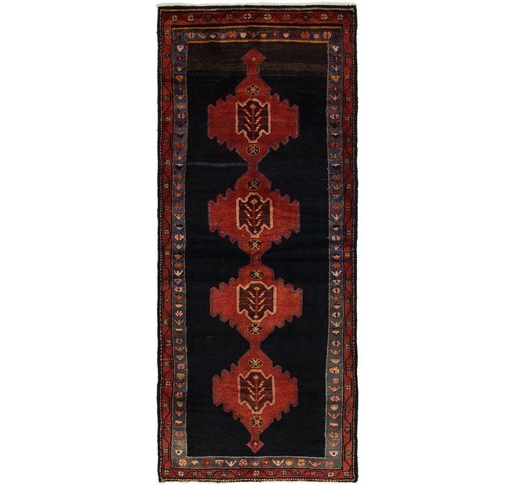 3' 9 x 9' 5 Zanjan Persian Runner Rug