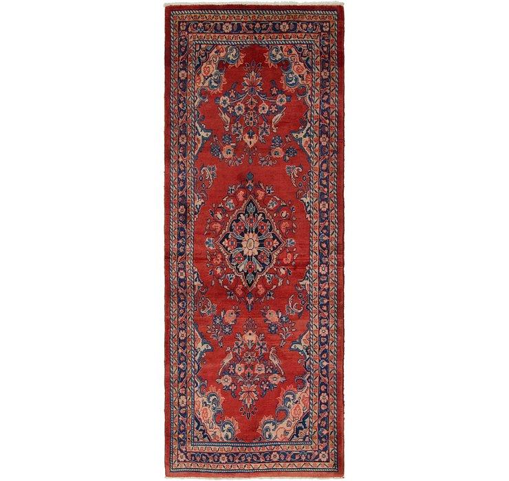 3' 10 x 10' 5 Mahal Persian Runner Rug