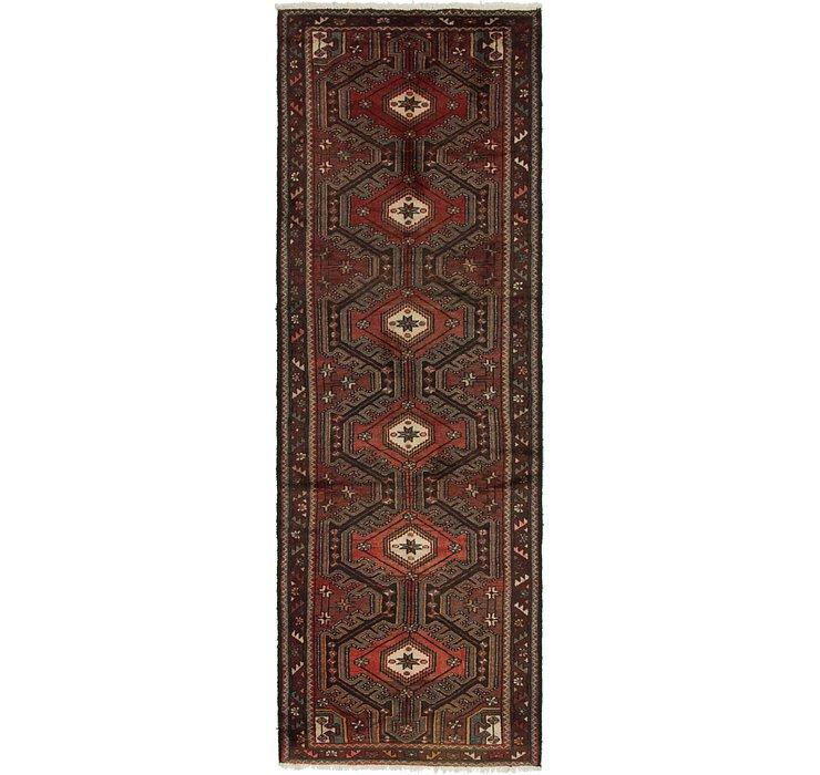 3' 4 x 10' 3 Saveh Persian Runner Rug