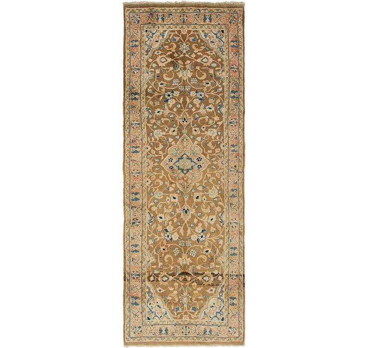 3' 7 x 10' Mahal Persian Runner Rug