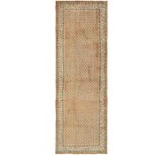 Link to 3' 7 x 10' 5 Farahan Persian Runner Rug