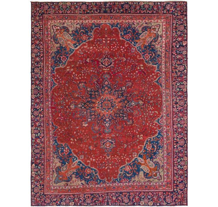 8' 10 x 11' 6 Mashad Persian Rug