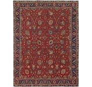 Link to 9' 2 x 12' 6 Tabriz Persian Rug