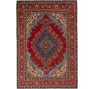Link to 9' 6 x 13' 8 Tabriz Persian Rug
