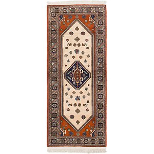 Link to 2' 8 x 6' 7 Ardabil Persian Runner... item page