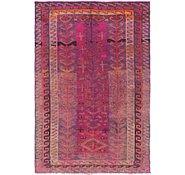 Link to 3' 10 x 6' Shiraz Persian Rug