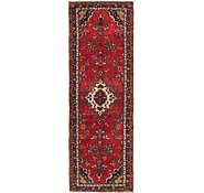 Link to 3' 8 x 10' 9 Hamedan Persian Runner Rug