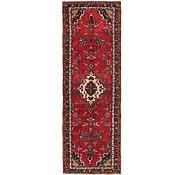 Link to 3' 8 x 10' 9 Hamedan Persian Runner Rug
