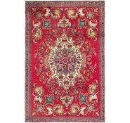 Link to 6' x 8' 10 Tabriz Persian Rug