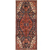 Link to 3' 9 x 8' 7 Nahavand Persian Runner Rug