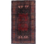 Link to 5' 2 x 9' 3 Sirjan Persian Runner Rug