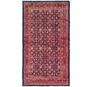 Link to 4' 9 x 8' 9 Farahan Persian Rug