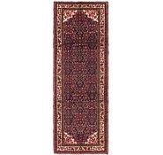 Link to 3' 7 x 10' 4 Hossainabad Persian Runner Rug
