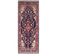 Link to 3' 9 x 9' 8 Mahal Persian Runner Rug