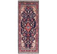 Link to 115cm x 295cm Mahal Persian Runner Rug
