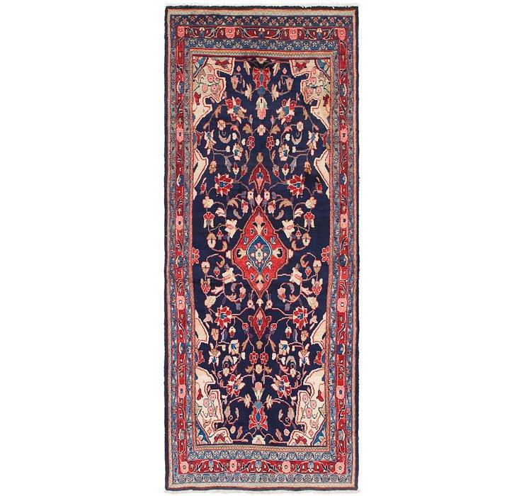 3' 9 x 9' 8 Mahal Persian Runner Rug
