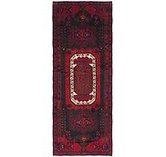Link to 127cm x 348cm Zanjan Persian Runner Rug