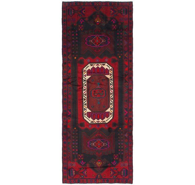 4' 2 x 11' 5 Zanjan Persian Runner Rug