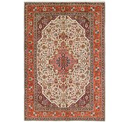 Link to 6' 5 x 9' 7 Tabriz Persian Rug