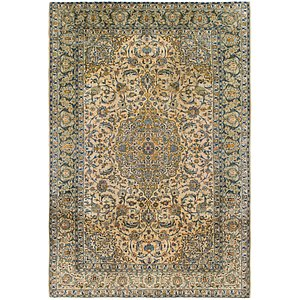 Link to 260cm x 385cm Kashan Persian Rug item page