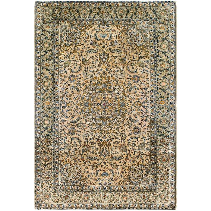 8' 6 x 12' 8 Kashan Persian Rug