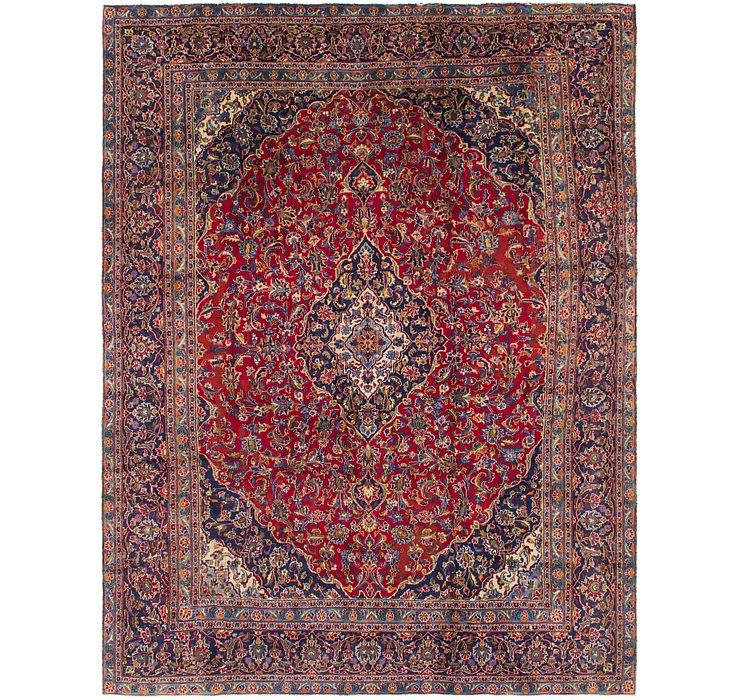 9' 3 x 12' 2 Mashad Persian Rug
