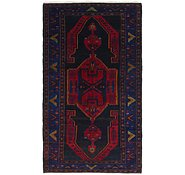 Link to 5' 8 x 10' 7 Sirjan Persian Runner Rug