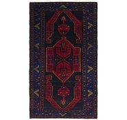 Link to 173cm x 323cm Sirjan Persian Runner Rug