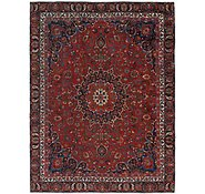Link to 9' x 11' 10 Mashad Persian Rug