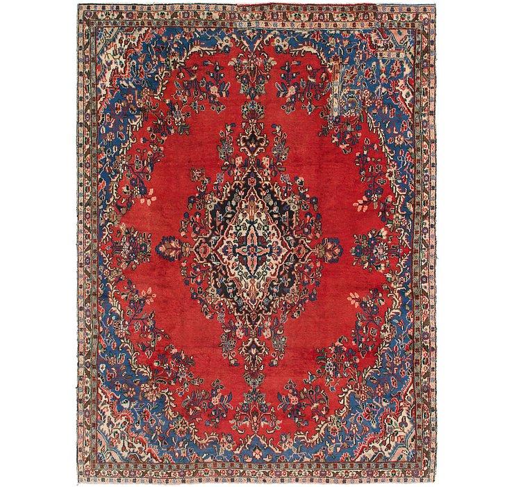 8' 4 x 11' 3 Hamedan Persian Rug