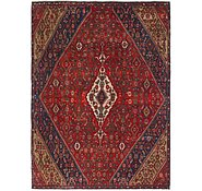Link to 7' x 9' 7 Hamedan Persian Rug